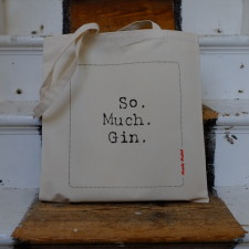 Tote_So much gin