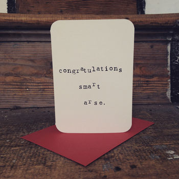 Original_congratulations-smart-arse-exam-results-card
