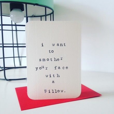 Pillow Smother